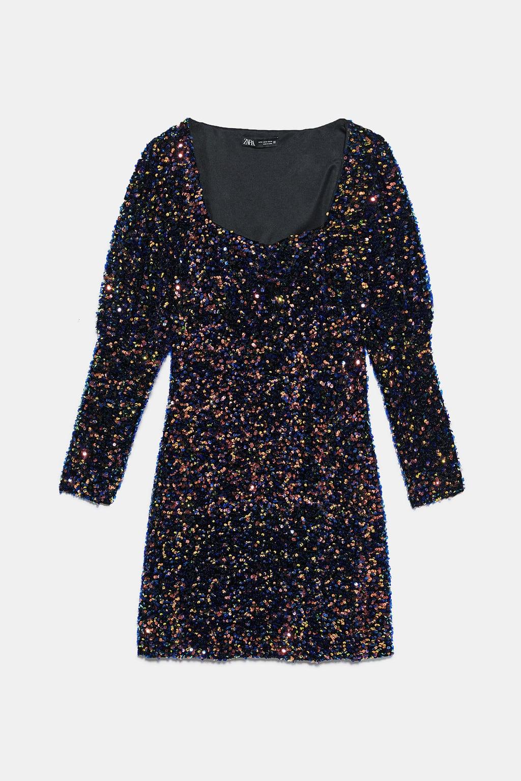 Glitter kjole julebord
