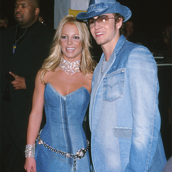 Katy Pery denim Britney