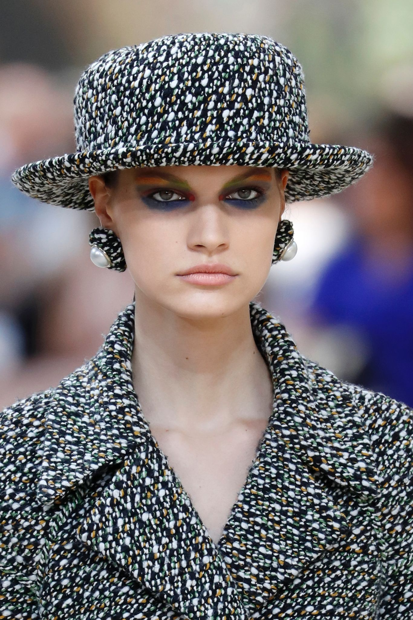 Chanel Fall 2017 Couture catwalk3