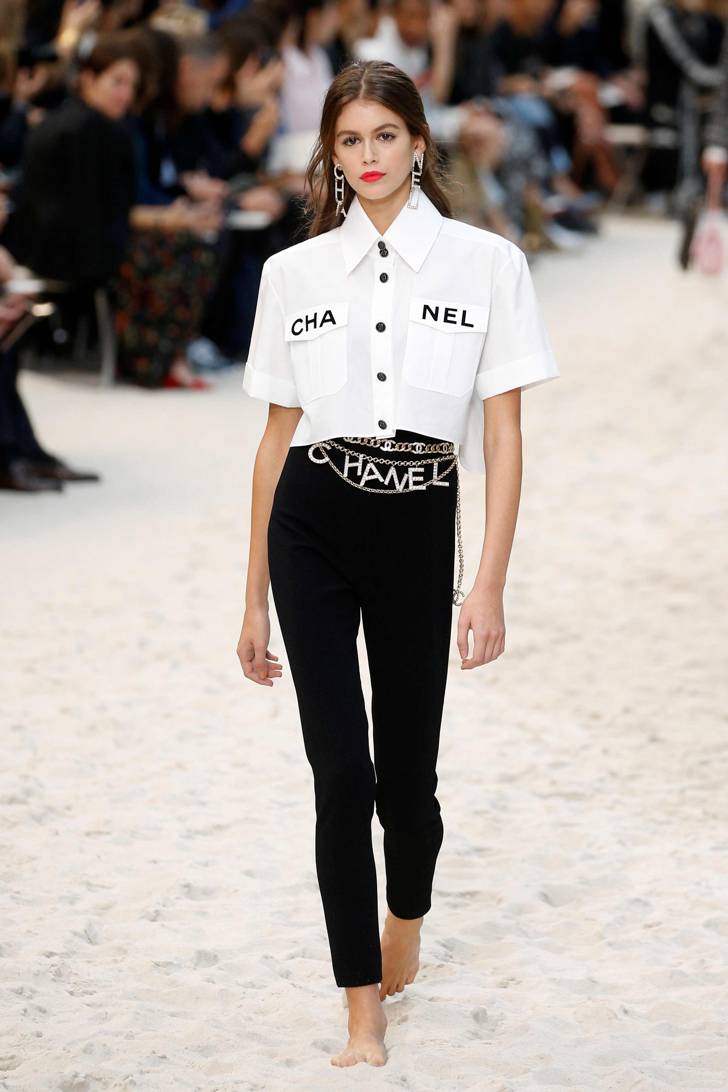 Chanel – catwalk