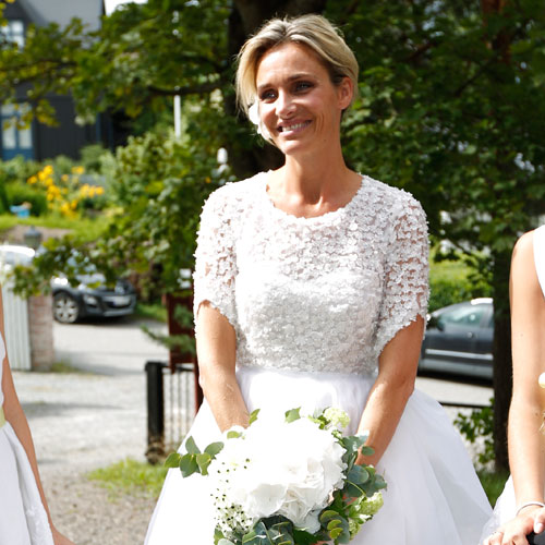 Toppbilde isabel brudekjole
