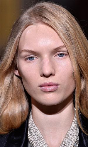 no makeup makeup catwalk