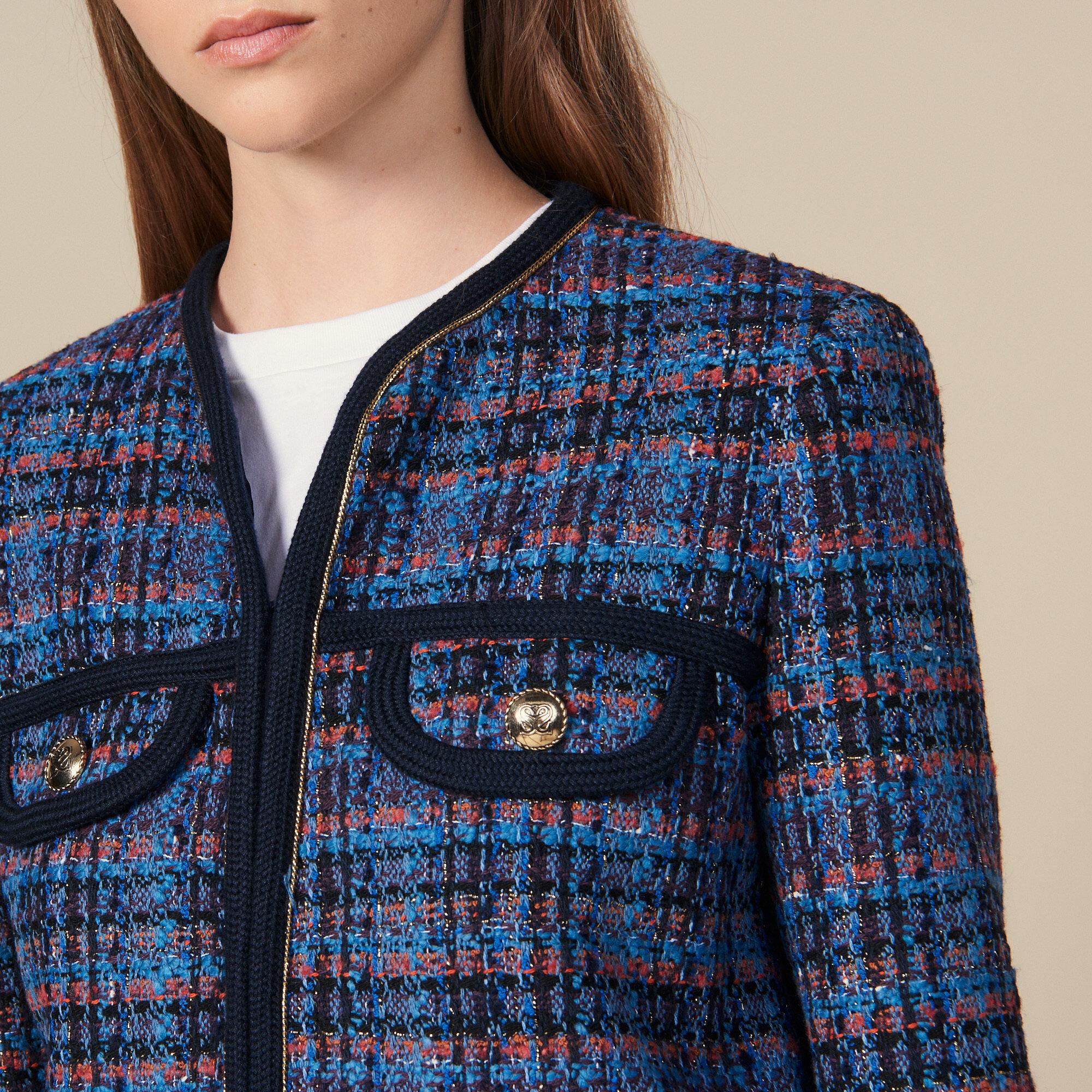 tweed jakker