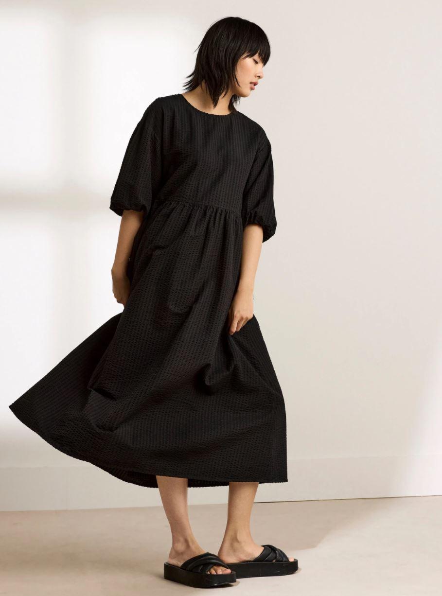 Oversized kjole