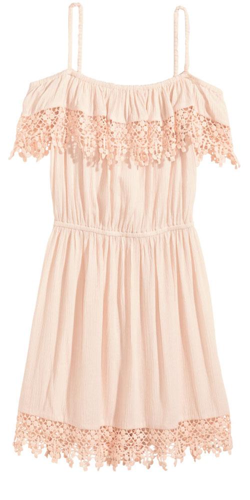 kjoler sommeren off shoulder