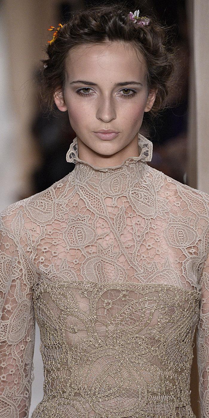 Paris haute couture valentino