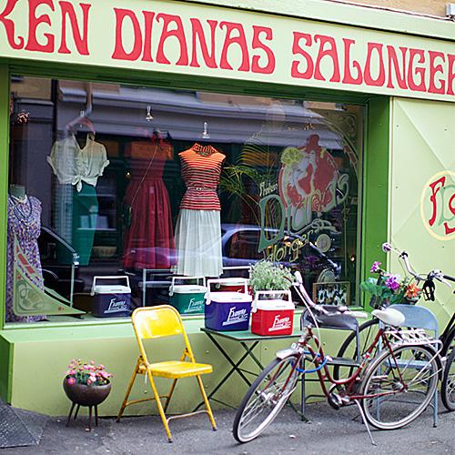 Toppbilde vintage shopping oslo