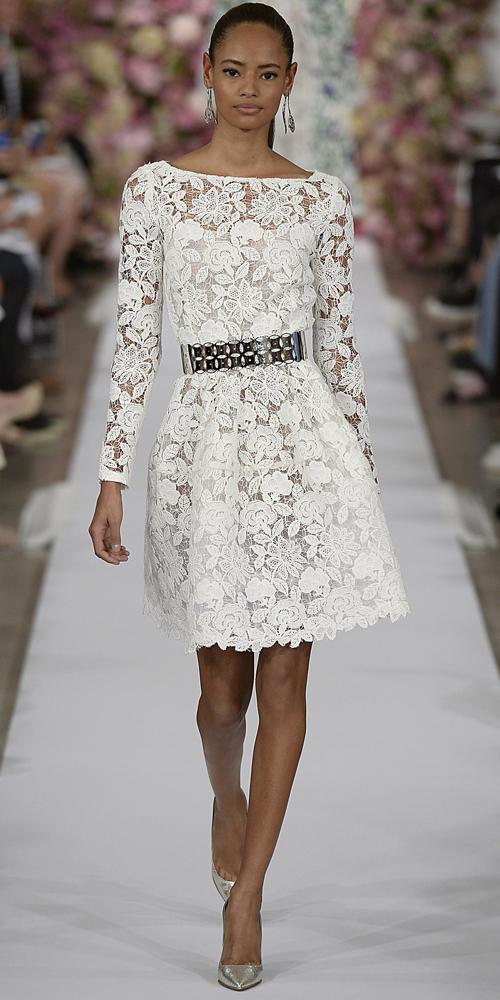 hvite kjoler toppbilde