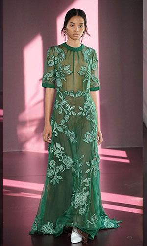Valentino Haute Couture, fall 2017. Foto: NTB
