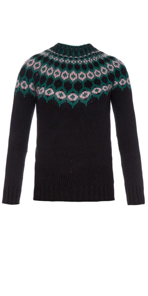 pattern knit