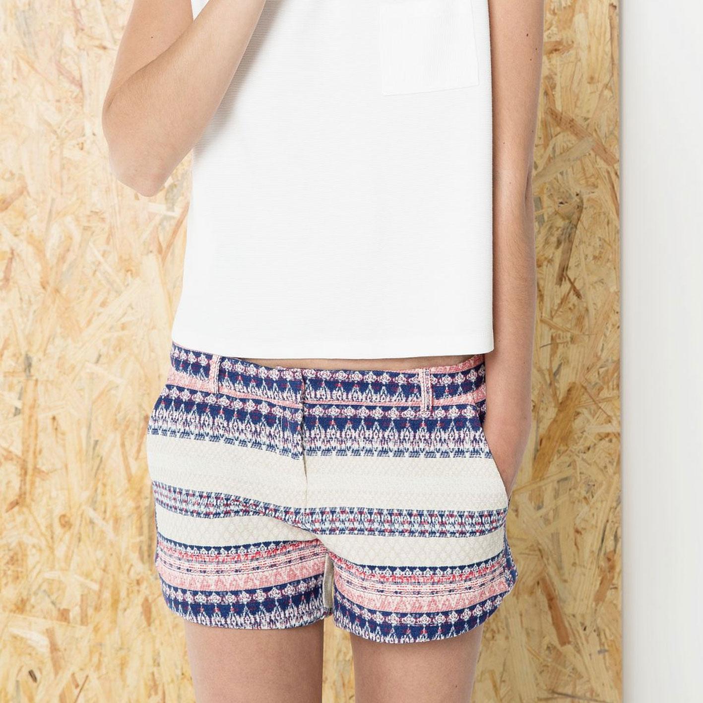 shorts etnisk