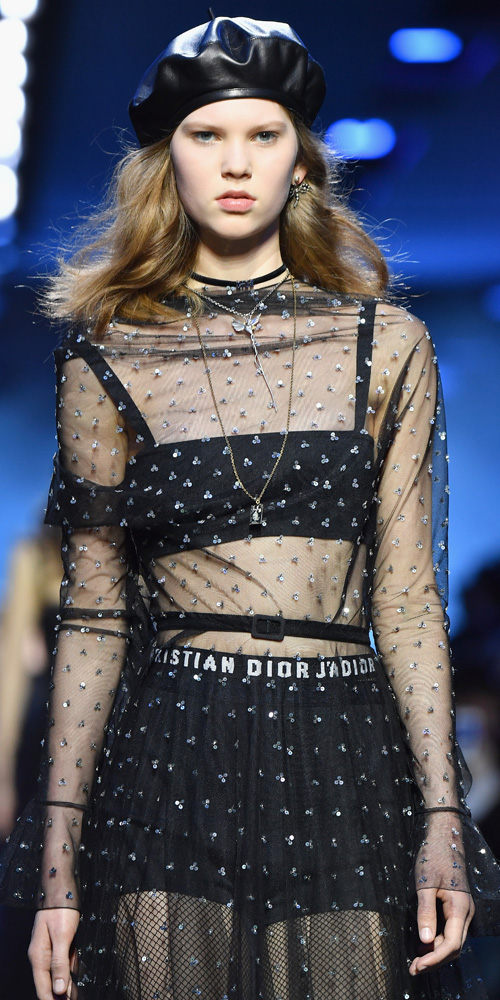Dior fall/winter 2017. Foto: Getty Images