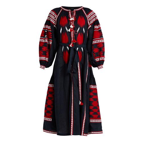 Vita kin-kjoler