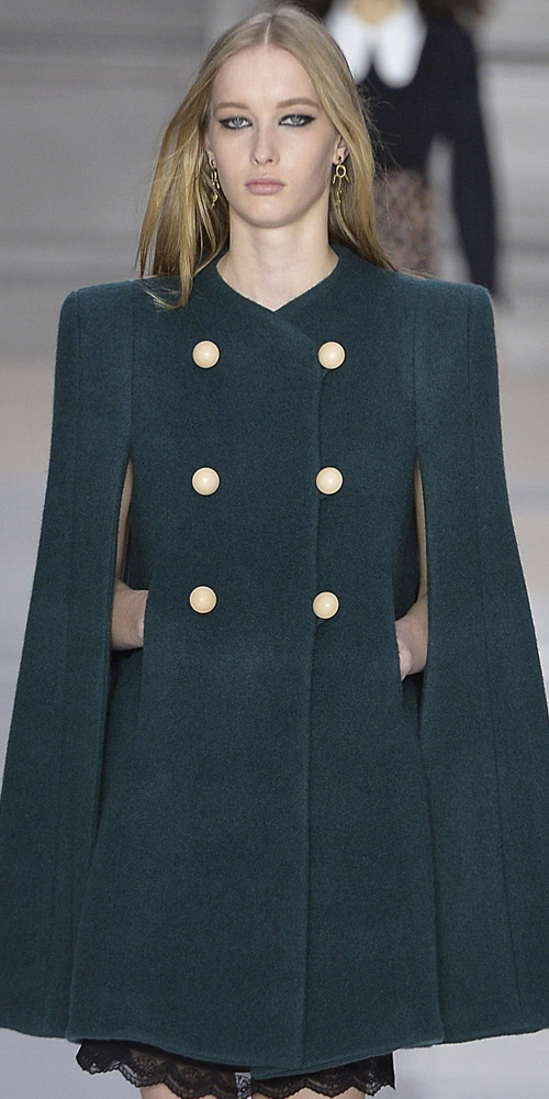 Chloé fall/winter 2017. Foto: Getty Images