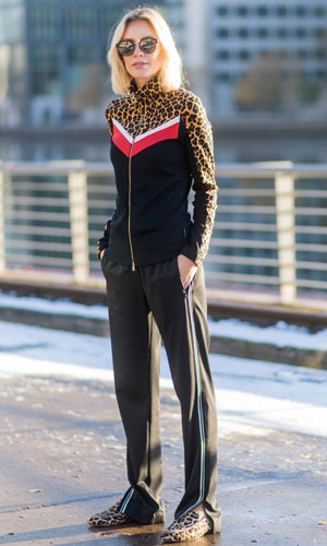 Street style. Foto: Getty Images