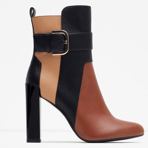 Skotrender høst 2015 boots