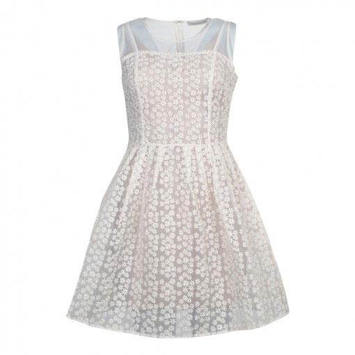 17 mai kjoler hvite