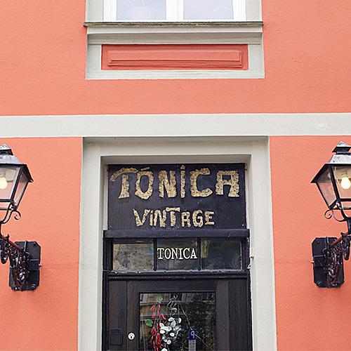 Tonica Vintage oslo