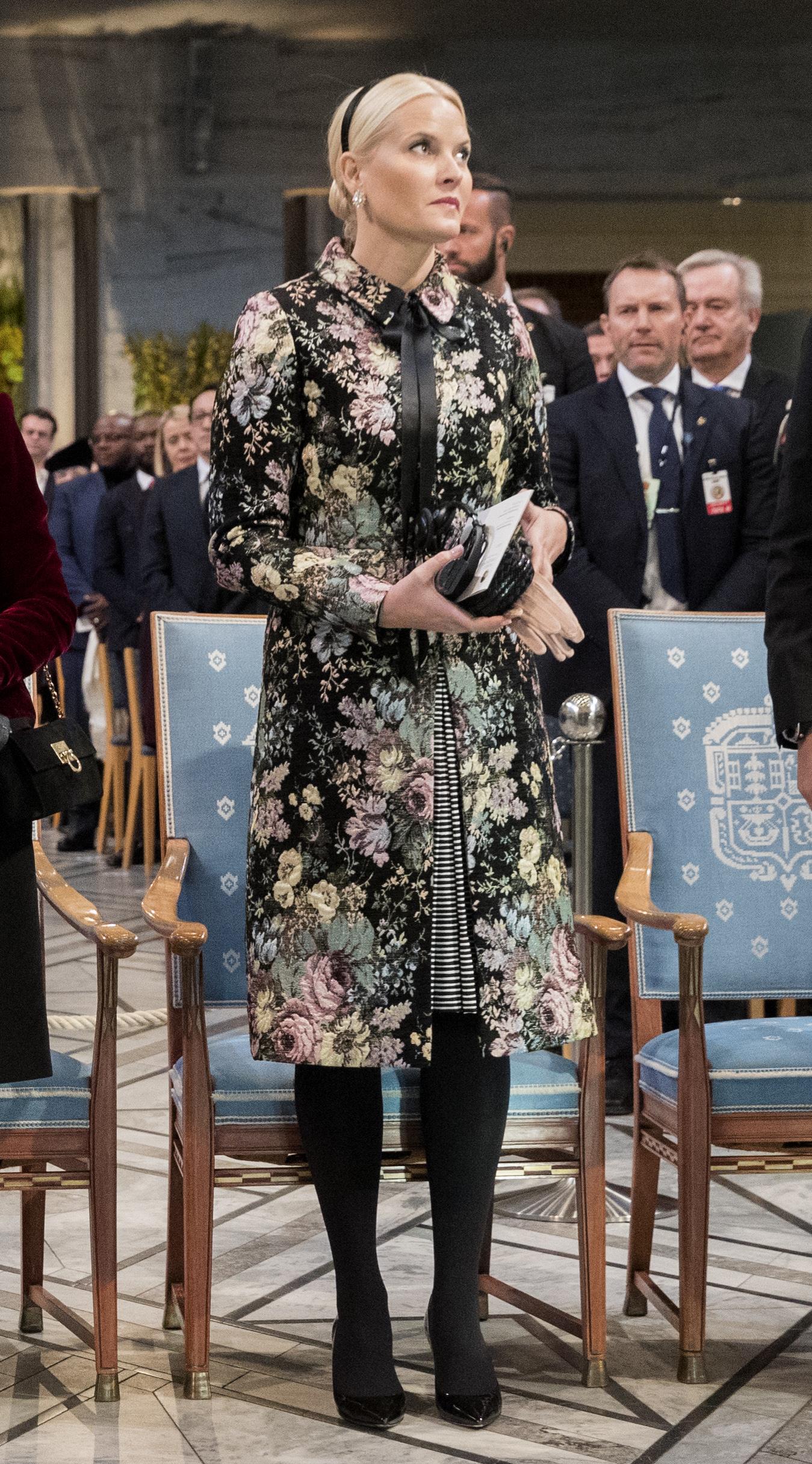 Mette-Marit Nobel