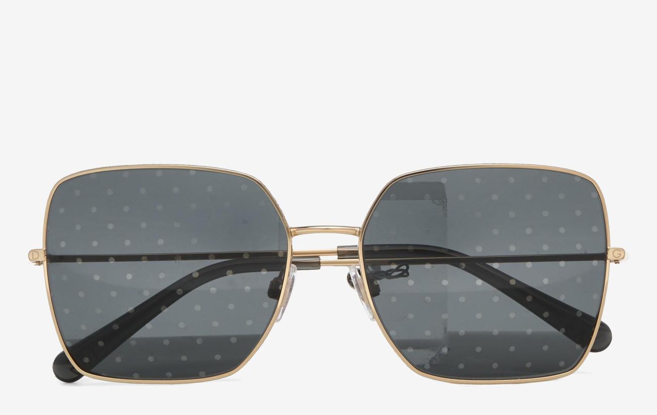Dolce & Gabbana-briller med prikker