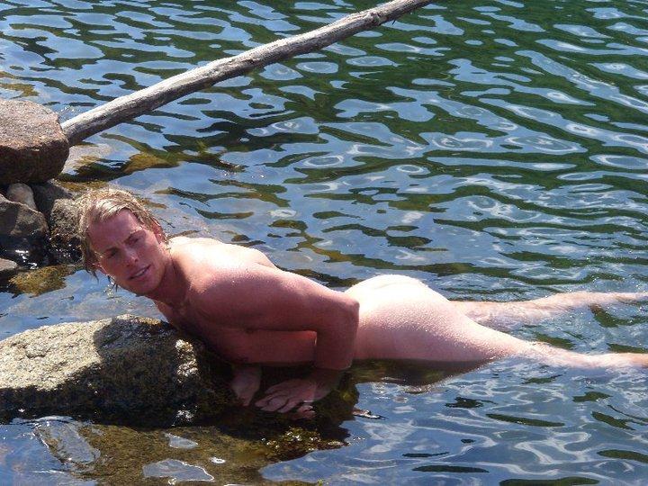 nakenbading jenter bilder lady