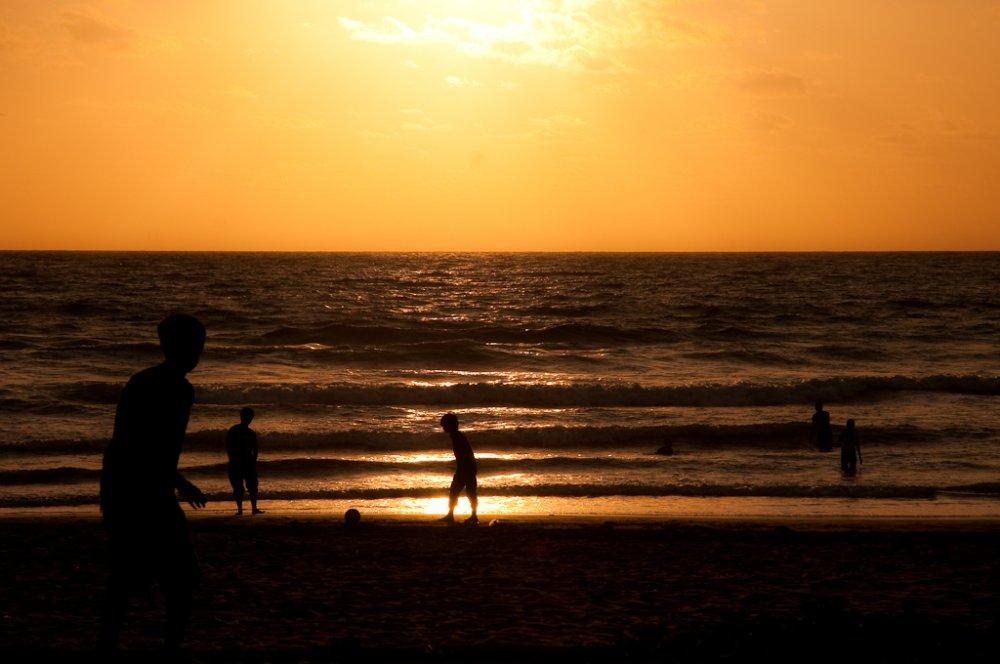 Solnedgang på Bali - VG Protokoll