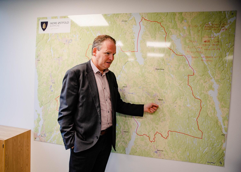 Krisesenteret i Indre Østfold