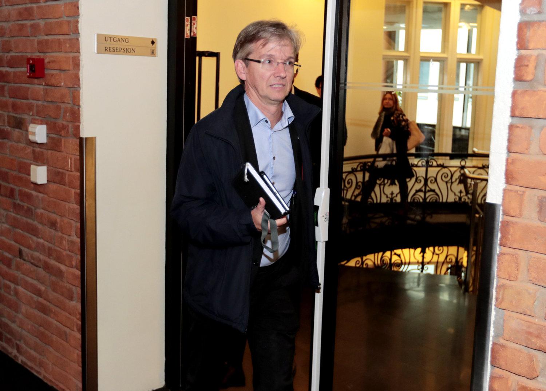 VIL HA NYE RETNINGSLINJER: Statssekretær Paul André Chaffey (H). Foto: Lise Åserud / NTB scanpix