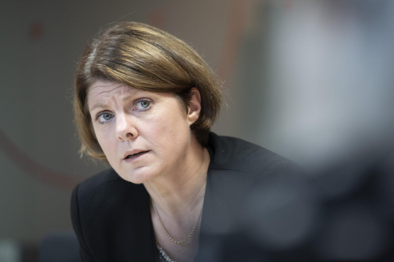 Ingrid Pelin Berg er regiondirektør i Bufetat øst. Foto: Ola Vatn