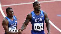 I kveld kan Gatlin snyte Bolt for avskjedsgullet