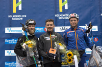 Råsterke Krogh angret på seiersrykket etter fem hundre meter
