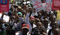 Kenyas leger stanser streik etter dødsfall