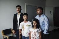 Firebarnsfamilie satt fengslet på Trandum: – Uanstendig og umenneskelig