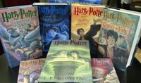 Harry Potter-forløper stjålet
