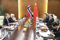 Angela Merkel ga Norge Kina-hjelp