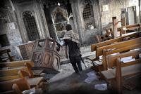 Iraks siste kristne våger ikke vende tilbake IS-rasert by