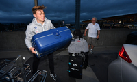 VM-helten har landet: – Jeg må prøve å nyte øyeblikket