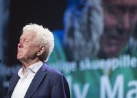 Toralv Maurstad (90) vant Heddaprisen: Rørt til tårer