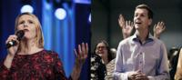 Fersk måling: Her mener 3 av 5 at Hareide bærer kristne verdier bedre enn Listhaug