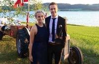 VM-hopper Andreas Stjernen blir pappa i juli