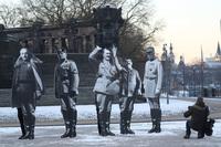 Europas høyrepopulister samlet til toppmøte: Her hyller de Trump