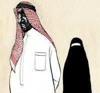 Tre dager som kvinne i Saudi-Arabia