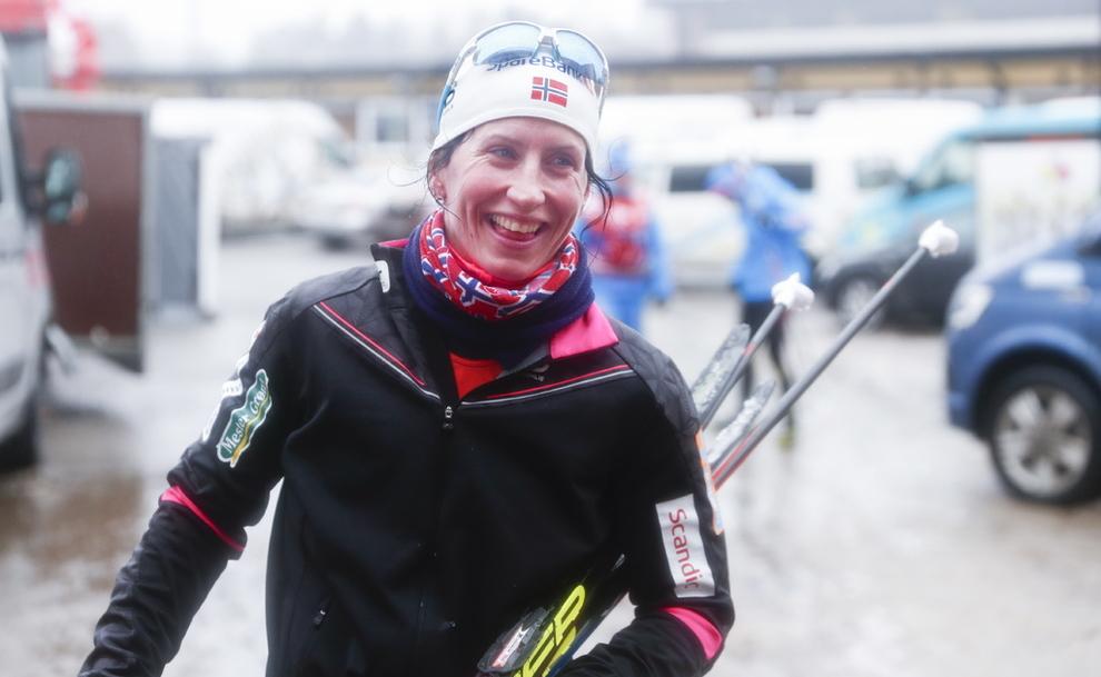 Marit Björgen tunneb end FIS-i arsti süüdistustest