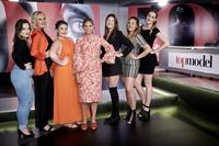 TV-anmeldelse «Top Model»: Former og fiskeslam