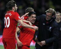 Brasse-Can reddet Liverpool: – Det vakreste målet jeg har scoret