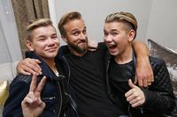 David Pedersen fra «Idol» 2003 jobber heltid med Marcus & Martinus