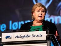 Erna Solbergs rike «onkler»: Ga 16 mill. i gaver – får trolig 230 mill. i skattekutt