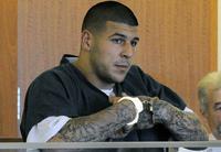 Mener at tatoveringer beviser at NFL-stjernen Hernandez drepte flere