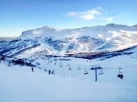 Mann omkom i skianlegg i Hemsedal