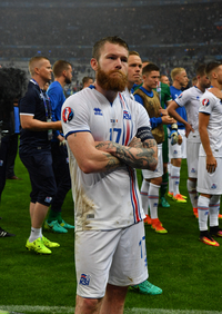 Aron Gunnarsson: – Jeg er skuffet, men samtidig så ufattelig stolt